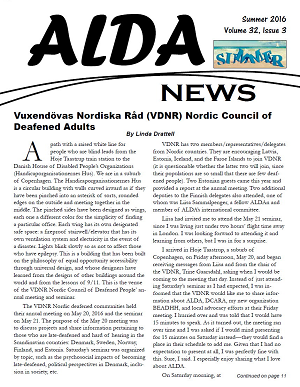 small image of ALDA News